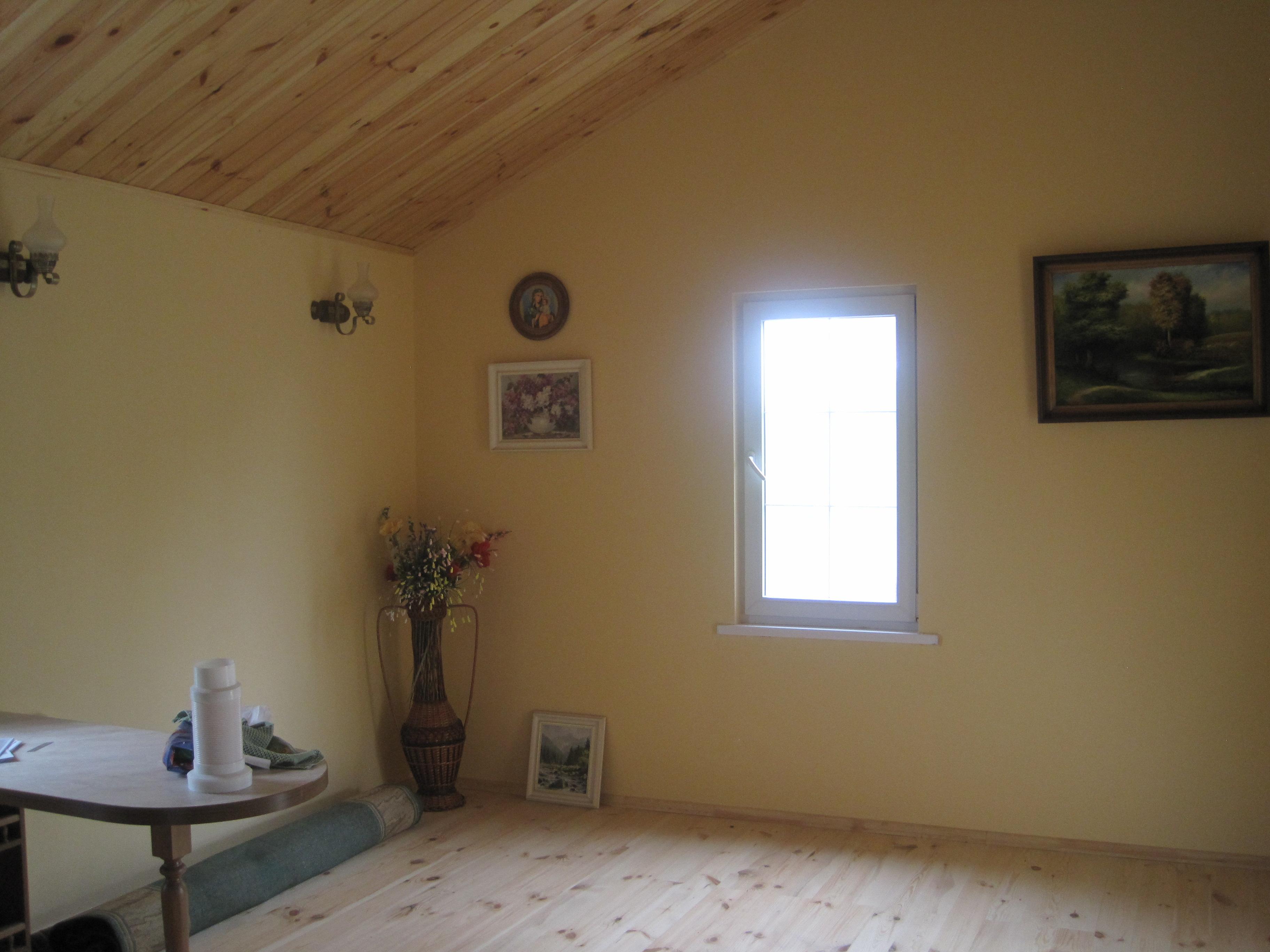 Внутренняя отделка домов из сип панелей своими 181